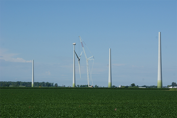 Monteregie Wind Farm
